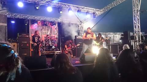 Review of Left For Red – Bloodstock 2015