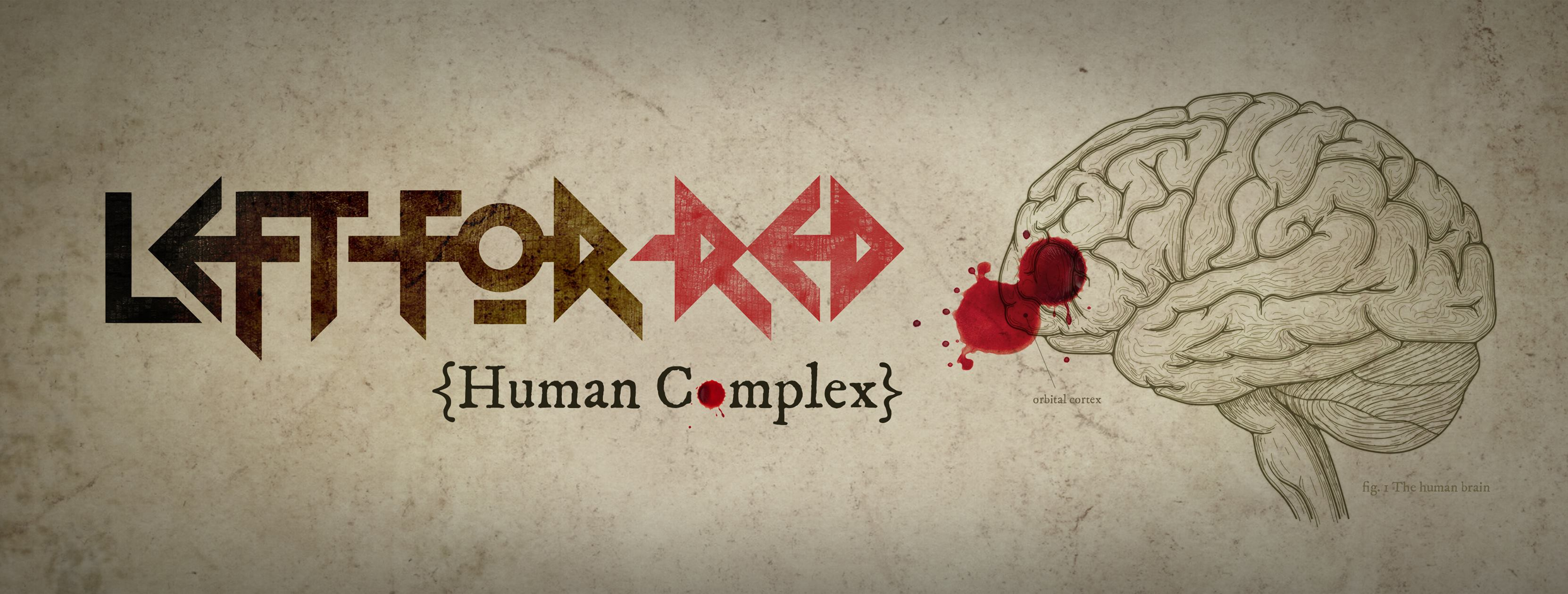 New LFR Album  - Human Complex out now